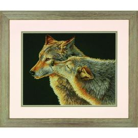 """Поцелуй волка"""