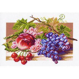 """Канва с рисунком Матренин посад 1178 """"Солнечные плоды"""""""