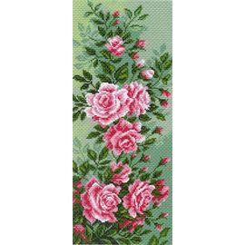 "Канва с рисунком Матренин посад 1053 ""Плетистая роза"""