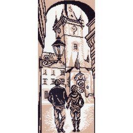 "Канва с рисунком Матренин посад 1431 ""Городская ратуша"""