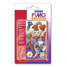 Формы для литья Fimo  купить в Лавке рукоделия