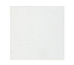 Пластиковая канва 7 ct, лист 14 х 14 см - 10 шт