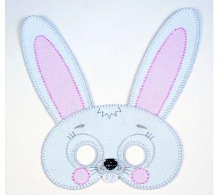 Набор для шитья и вышивания карнавальная маска Матренин Посад 8335 Зайка