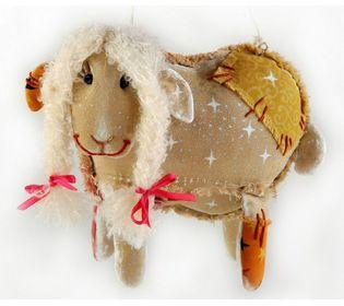 """Набор для изготовления текстильной игрушки в чердачном стиле ПЧ-505 """"Облачная ОВЕЧКА"""""""