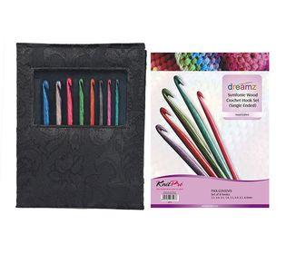 Набор крючков Dreamz Knit Pro 90716