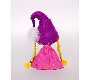 """Набор для создания текстильной игрушки """"Гномочка"""""""