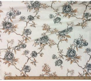 ткань в цветочек купить в лавке рукоделия
