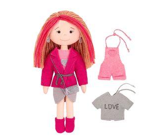 Набор по рукоделию Miadolla Кукла Лея