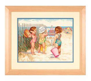 """""""Дети на пляже"""""""